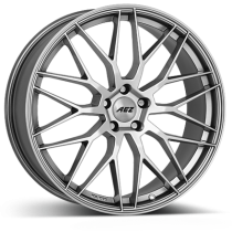 AEZ Crest 18x8 glossy silver