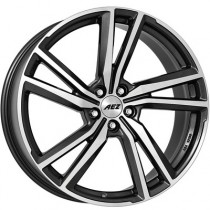 AEZ North dark 21x8,5 5x112 ET39 gunmetal polished