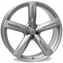 WSP Italy Afrodite 20x8,5 5x112 ET33 66,6 silver
