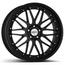 Dotz Revvo black edition 18x8