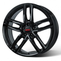 Alutec Ikenu 17x6,5 diamond black