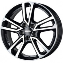 Alutec Tormenta 18x7 black polished
