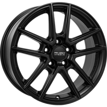 Anzio Split 5 spoke 15x6 matt black