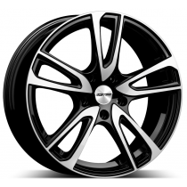 GMP Astral Black Diamond 18x8
