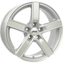 ATS Emotion 18x8 silver