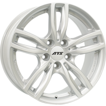 ATS Evolution 16x7 silver