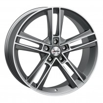 Autec Rias 19x8,5 titan polished