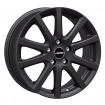 AUTEC TYPE S - SKANDIC BLACK MATT 17x7,5