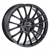 AUTEC TYPE V - VERON BLACK MATT DIAMOND CUT 18x8,5