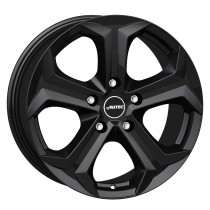 AUTEC TYPE X - XENOS BLACK MATT 17x7