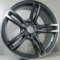 4Racing B018 18x8,5 antaracite polished