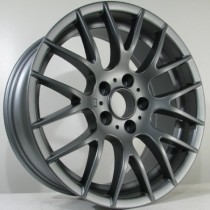 4Racing B024 19x8,5 black matt