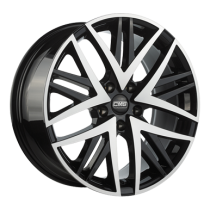 CMS B1 Diamond Black 19x8,5