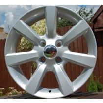 Racing Line RLBK458 16x7 4x100 ET35 73,1 grey polished