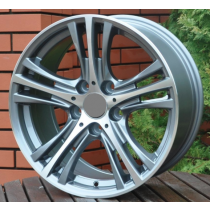 Racing Line BBK797 grey polished 17x8 5x120