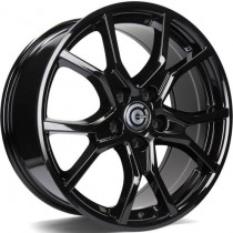 Carbonado Priest 18x8 5x114,3 ET40 73,1 glossy black