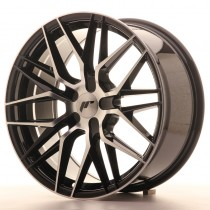 Japan Racing JR28 19x10,5 blank black machined