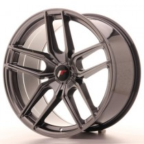 Japan Racing JR25 19x11 Blank hiper black