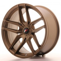 Japan Racing JR25 20x10 Blank bronze