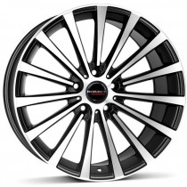Borbet BLX 19x9,5 black matt polished