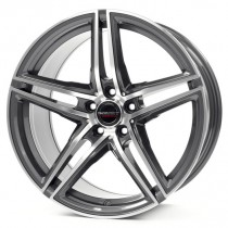 Borbet XRT 19x8,5 graphite polished