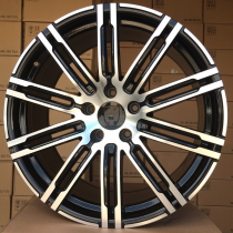 R Line PBY1026 black polished 22x9,5 5x130 ET50 71,6