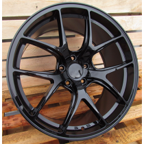 R Line BY1139 black 19x8.5 5x120 ET33 72.6