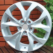 R Line HOBY119 silver 18x7,5 5x114,3