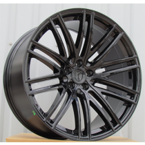 R Line BY1274 black 21x9 5x112 ET26 66.5