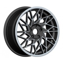 Racing Line RLBY1391 18x8 5x100 ET35 black polished