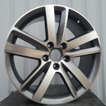 R Line ABY389 anthracite polished 20x9 5x130 ET60 71,6