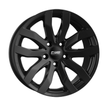CMS C22 16x6,5 Complete Black Gloss