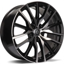 Carbonado Destiny 20x10,5 5x120 ET40 black polished