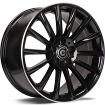 Carbonado Performance 19x8,5 5x112 ET35 black lip polished