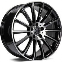 Carbonado Performance 20x9,5 5x112 ET45 black polished