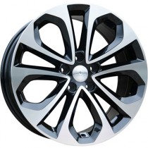 Carbonado Redmond 18x8 5x114,3 black polished