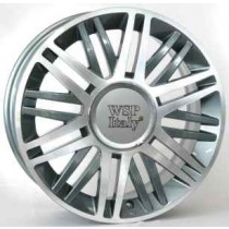 WSP Italy Cilento 16x6,5 4x98 ET40 58,1 anthracite polished