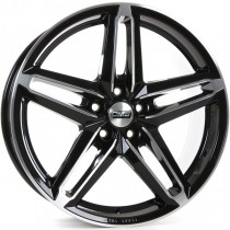 CMS C14 16x7 Diamond Black gloss