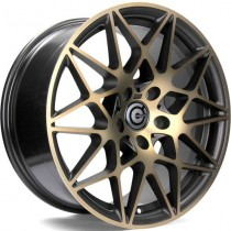 Carbonado Crazy 18x8,5 5x120 ET35 72,6 gold