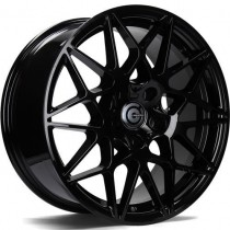 Carbonado Crazy 18x8,5 5x120 ET35 72,6 black glossy