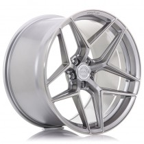 Concaver CVR2 22x10 brushed titanium performance concave