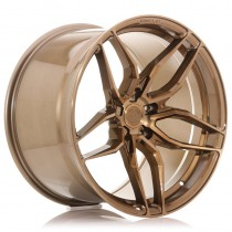 Concaver CVR3 20x9 brushed bronze performance concave