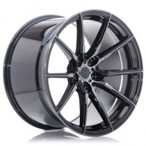 Concaver CVR4 20x9 double tinted black performance concave