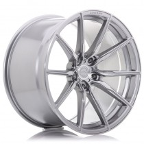 Concaver CVR4 21x9 brushed titanium performance concave