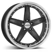 Dotz SP5 dark 19x8,5 gunmetal