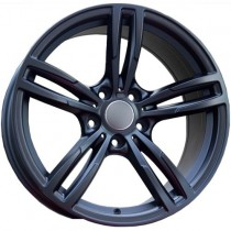 Carbodano Diamond 17x8 5x120 ET33 72,6 matt black