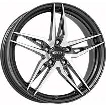 Dotz Interlagos dark 17x7,5 gunmetal polished