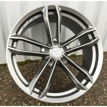 Racing Line RLDW5276 gray 18x8 5x108 ET40 73,1