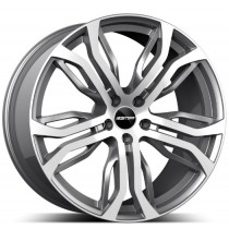GMP Dynamik Anthracite Diamond 21x11.5 5x120 ET38 74.10