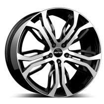 GMP Dynamik Black Diamond 22x10.0 5x120 ET40 74.10